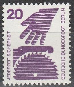 Germany #9N318  MNH  (S9214)