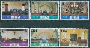Anguilla 1979 SG351-356 Easter set MNH