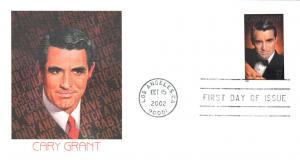 #3692 Cary Grant Fleetwood FDC