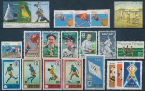 Thematic lot stamp Sport 5 sets + 8 individual values MNH WS199385