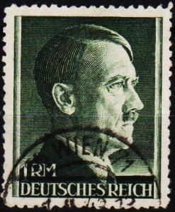 Germany. 1942 1m S.G.799a. Fine Used