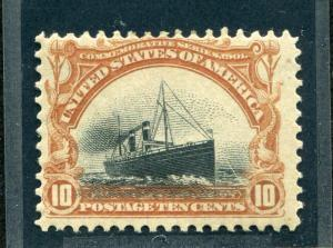 UNITED STATES 299 MINT,FINE +, VLH, 10c PAN AMERICAN