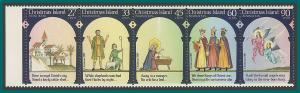 Christmas Island 1985 Christmas, MNH  178a,SG207a