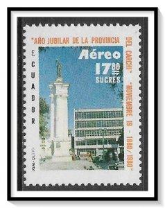 Ecuador #C708 Airmail MNH