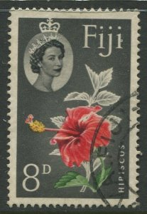 STAMP STATION PERTH Fiji #169 QEII Definitive Issue Used 1959 CV$0.50