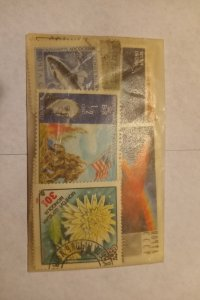 Ww lot mixed stamps 75+