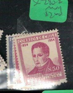 Chile SC 290-2 MOG (7exv)