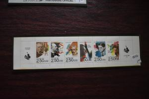 FRANCE  B647A  MNH   COMPLETE BOOKLET