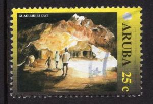 Aruba   #185  used  2000  tourist attractions  25ct