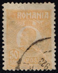 Romania #267 King Ferdinand; Used (0.25)