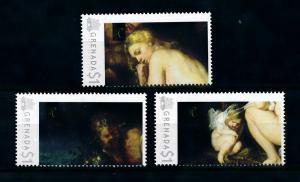 [100056] Grenada 2009 Art Painting Rubens Venus Frigida  MNH