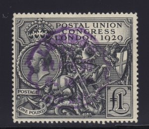 GB Scott # 209 VF+ used neat violet cancel with nice color cv $ 800 ! see pic !