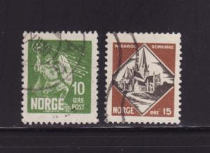 Norway 150-151 U Various