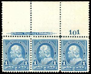 U.S. 1894-97 ISSUES 246  Mint (ID # 86462)