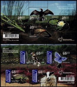 Netherlands Birds Butterfly Endangered Animals Environment Protection 2 MSs
