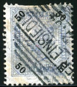 AUSTRIA - SC #81 - USED - 1899 - Austria163