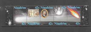 NIUAFO'OU #64  HALLEY'S COMET   MNH