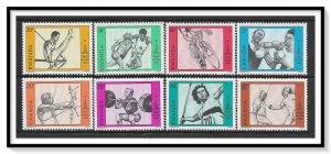 Rwanda #966-973 Olympics Set MNH