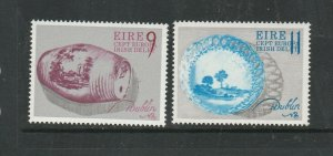Ireland 1976 Europa UM/MNH SG 396/7