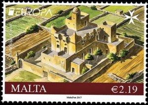Malta 2017 Xewkija Stronghold, Gozo mint**