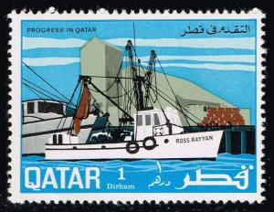 Qatar #166 Progress in Qatar; MNH (0.40)