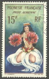 FRENCH POLYNESIA SCOTT C30