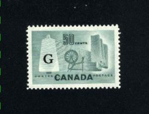 C  O38  Mint  NH VF 1953-55 PD