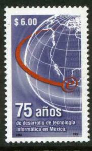 MEXICO 2300, Information Technology 75th Anniversary. MINT, NH. F-VF.