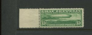 C13 Graf Zeppelin Air Mail Mint  Stamp  (Stock C13-204)