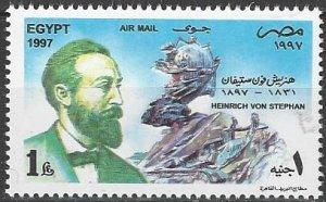Egypt C222  MNH  Heinrich von Stephen