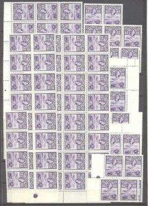 Antigua 115 MNH, 100x, SCV250
