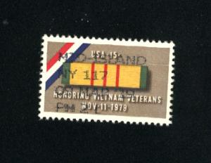USA #1802 used  1979 PD