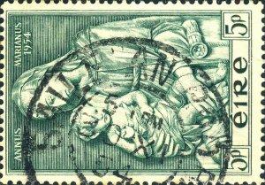 IRLANDE / IRELAND / EIRE 1954 BAILE AN RODA (Ballinroddy, Co. Longford) /SG159
