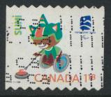 SG 2593  SC# 2312 Used Canada Vancouver 2010 Self adhesive  perf 9½