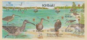 Kiribati Scott #849 Stamp - Mint NH Souvenir Sheet