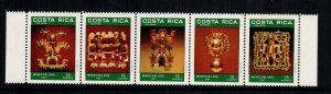 Costa Rica  376  MNH cat $ 6.00 aaaa