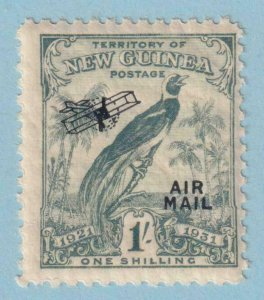 NEW GUINEA C23 AIRMAIL  MINT NEVER HINGED OG ** NO FAULTS VERY FINE!