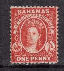 Bahamas #12 Mint