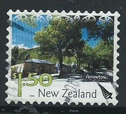 New Zealand SG 2606 FU Self adhesive
