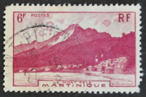 DYNAMITE Stamps: Martinique Scott #228 – USED