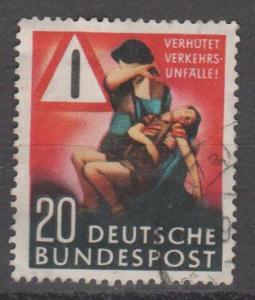 Germany #694 F-VF Used CV $4.50 (B11967)