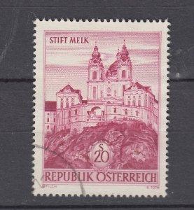 J29470, 1962-70 austria hv of set used #702