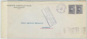 79014  - GUATEMALA - Postal HIistory -  OVERSIZED COVER from MAZATENANGO 1948