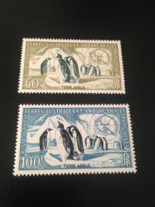 french southern & antarctic sc C1-C2 MLH comp set