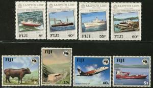 FIJI Sc#509-517 1984 Two Complete Sets & 1 SS Mint OG NH