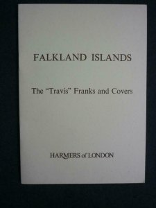 FALKLAND ISLANDS THE 'TRAVIS' FRANKS & COVERS - HARMERS
