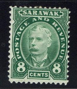 Sarawak SG# 31 - Mint Hinged (Hinge Rem) - Lot 032716