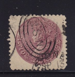 New S. Wales Scott # 87 F-VF used nice cancel nice color scv $ 78 ! see pic !