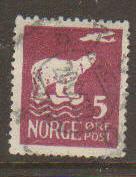 Norway #106 Used