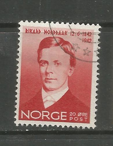 NORWAY, 249, USED, COMPOSER RIKARD